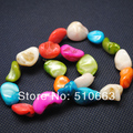 5 Pieces/Lot, Multi Color Shell Jewelry Bracelet,Charms Mother Of Pearl Bracelet,Size: 10-12mm,Free Shipping !