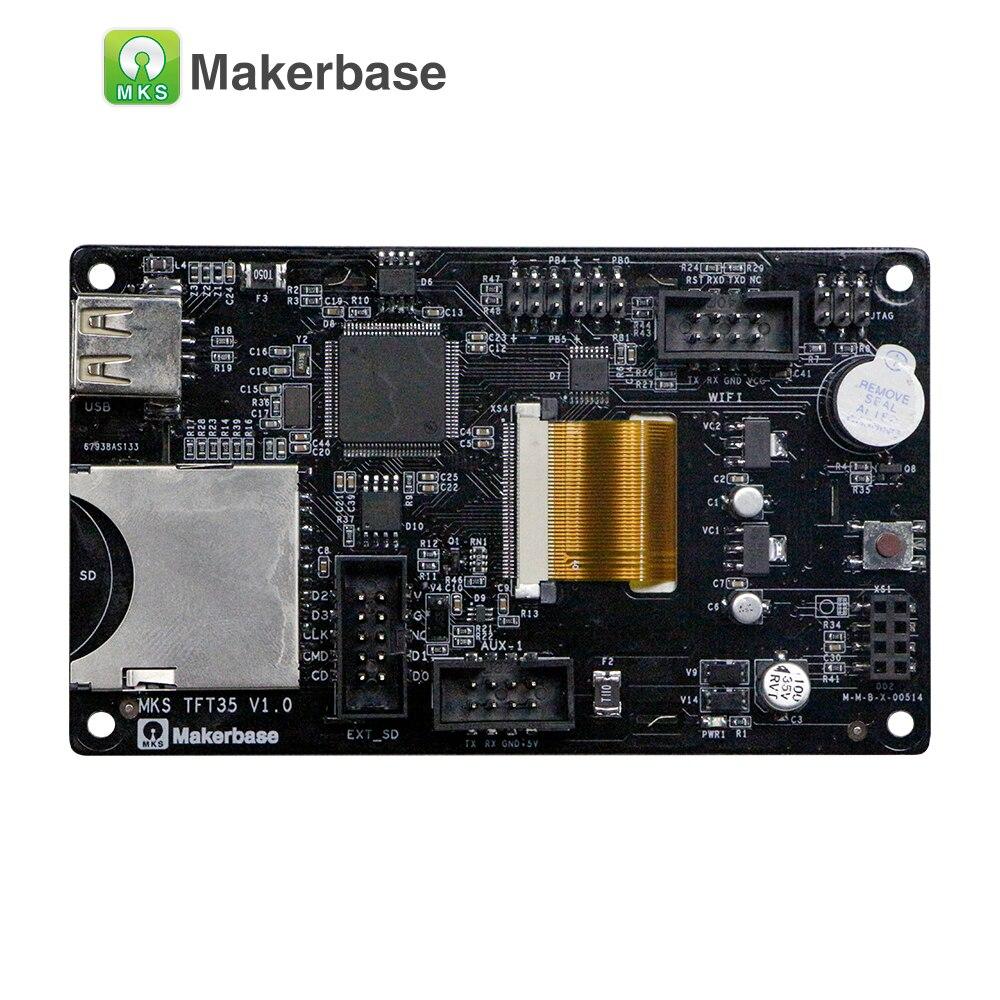 Makerbase 3d imprimante affichage MKS TFT35 V1.0 écran tactile avec 3.5 pouces écran couleur affichage coloré - 3