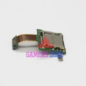 Image 2 - Karta pamięci SD uchwyt na tacę na wymiana kabla Flex dla Nintendo nowy 3DS