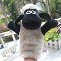 Aprendizaje de Alta Calidad Ovejas Encantadora Zoo Aprender Juguete de Títeres Marioneta de Mano Guante para Niños Kids Educational Supplies