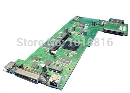 Free shipping 100% test  for HP5200N Formatter Board Q6498-69002 on sale 100% guarantee test main formatter board for hp designjet 130 c7790 20271 mainboard free shipping on sale