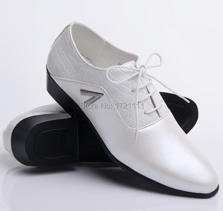 2015 New Arrival groom shoes yellow Men s dress shoes new wedding shoes  leather shoes men s flats 40 44-in Women s Flats from Shoes on  Aliexpress.com ... 1308b3dd8cdd