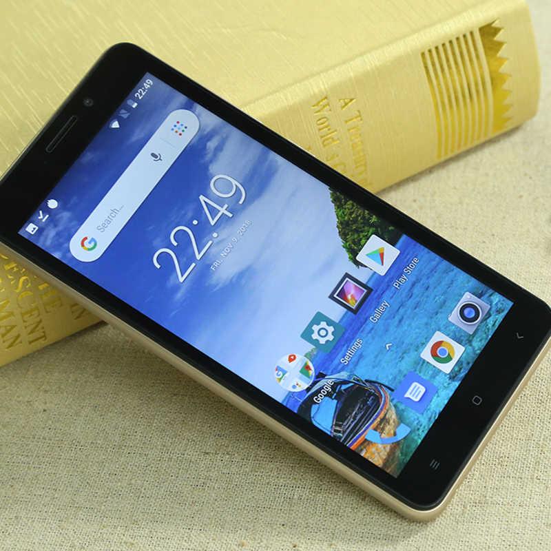 OUKITEL C10 5 ''18:9 عرض 3G الهاتف الذكي 1GB RAM 8GB ROM MTK6580 رباعية النواة 1.3GHz المزدوج سيم 2000mAh الروبوت 8.1 الهاتف المحمول