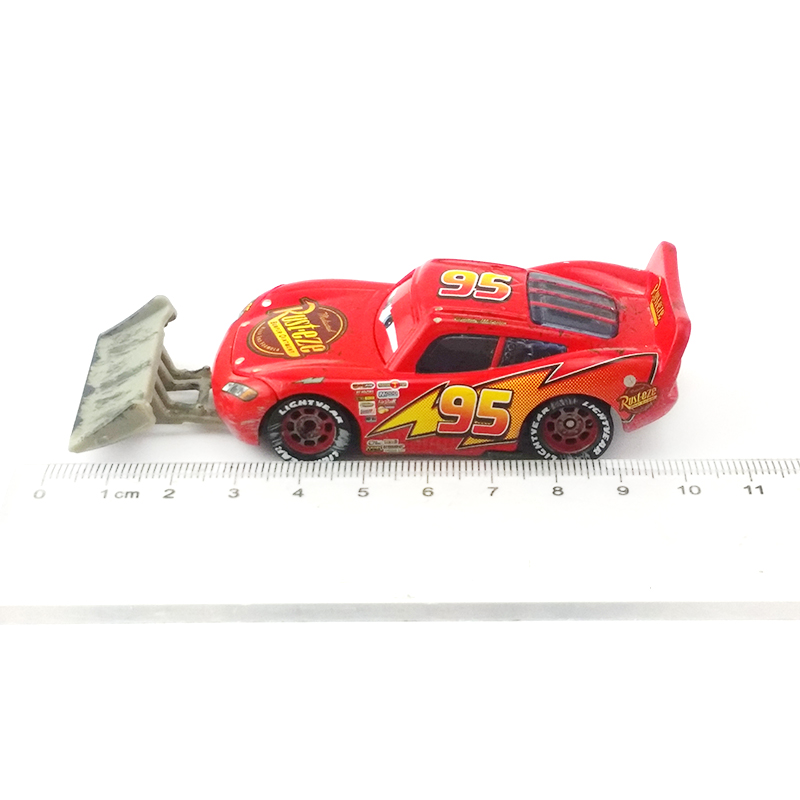 LIGHTNING MCQUEEN SHOVEL Disney Pixar Loose CARS