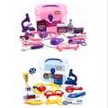 Juguetes niños pretend play house juguetes niño botiquín médico medicina Simulación juguetes clásicos para niños y niñas