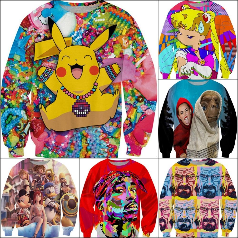 hoodie with picture more detailed picture about new 3d