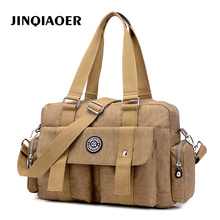 Women Shoulder Bags Waterproof Nylon  Lady Sling  Female  Messenger Bag Crossbody Bags For Women Handbag Free Shipping стоимость