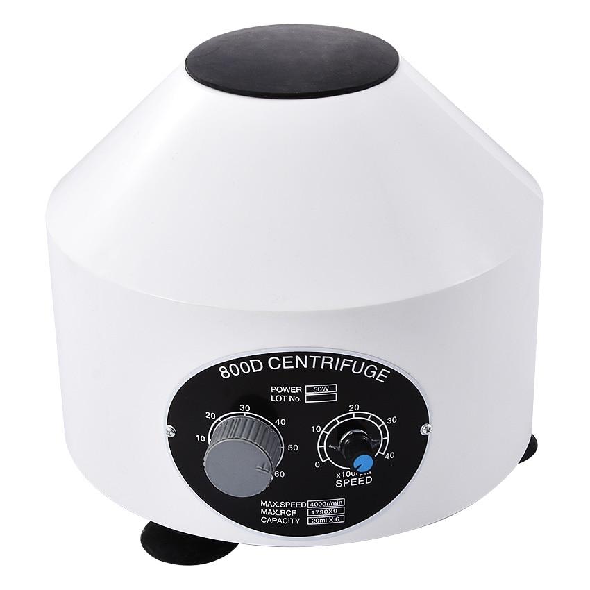 laboratório médico centrifugador de laboratório com 6*20ml nova chegada