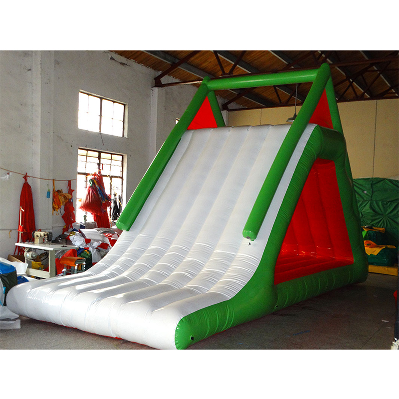 Inflatable Water Slide With Price: Factory Price Inflatable Water Slide For Water Park