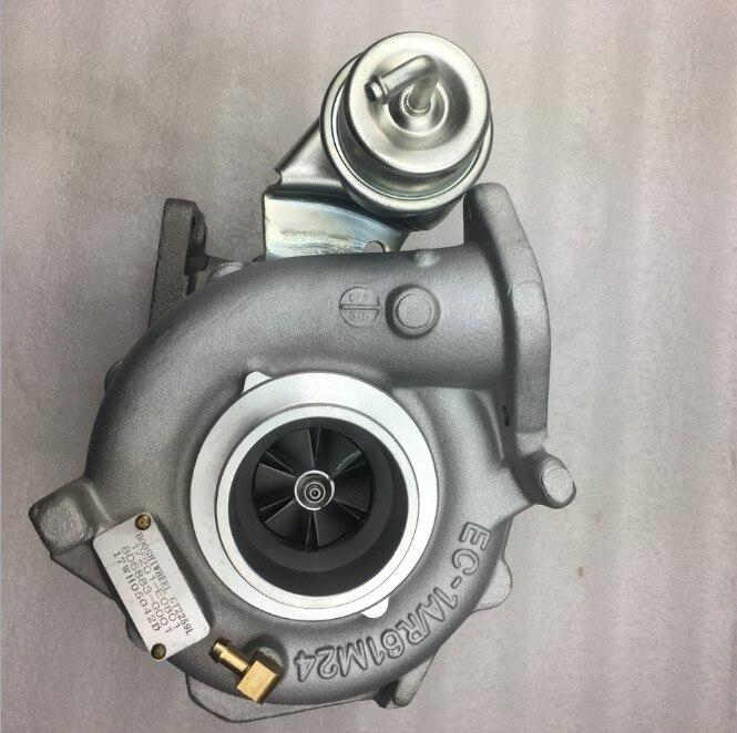 Turbocompressor de xinyuchen para a máquina escavadora de toyota ct20 acessórios oem n° 17201-54060