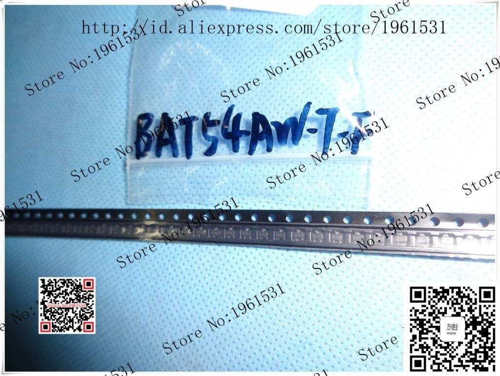 c0da0577cbd98 Best Price high quality BAT54AW-7-F BAT54AW SOT323 50 PCS