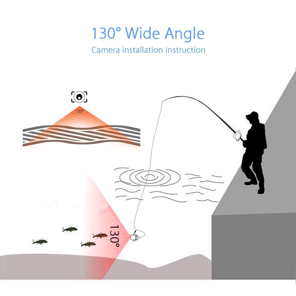 High Quality fish finder camera