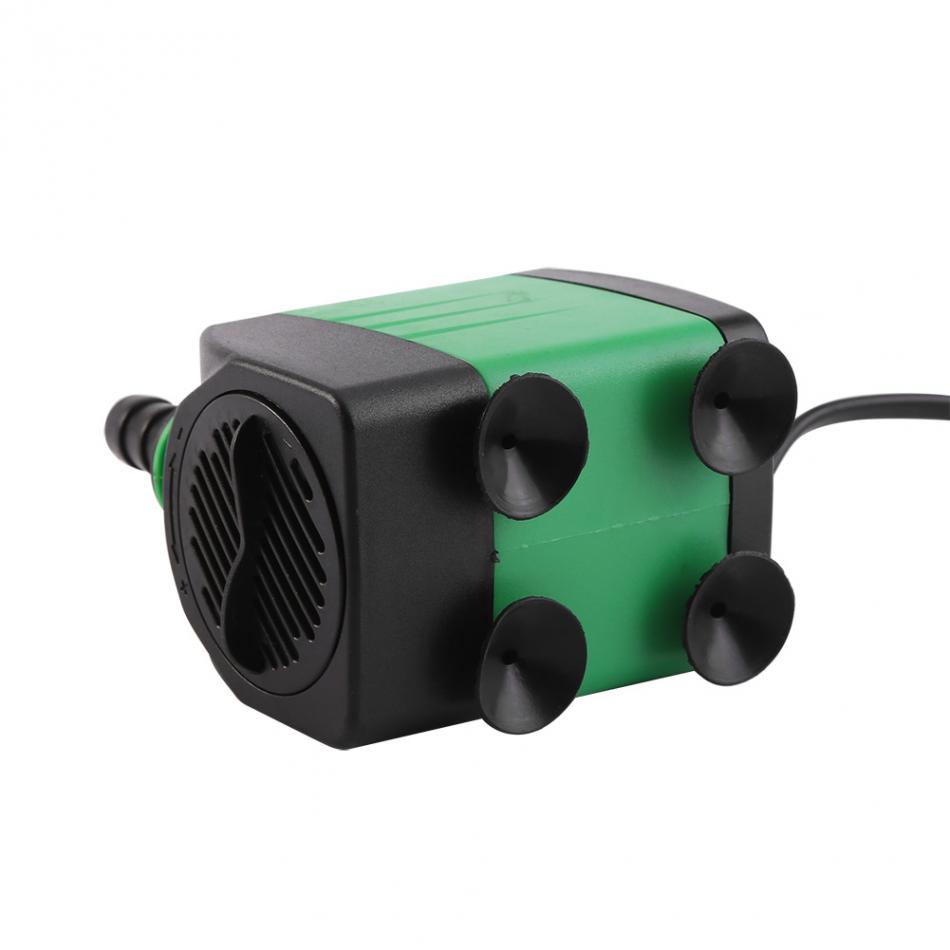 Submersible Pump Fish Tank Aquarium Pond Fountain Mini Submersible Water Pump ABS 3W 5W 8W 15W 20W AC 220 240V High Quality.