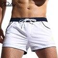 Taddlee marca sexy men shorts nueva boxer trunks casual activo inicio boxer shorts mans gimnasio gasp pantalones cortos pantalones de chándal