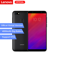 Global Version Lenovo A5 3GB RAM 16GB ROM Mobile Phone MTK6739 Quad Core 5.45' Smart Phone Fingerprint 4G LTE Cellphone