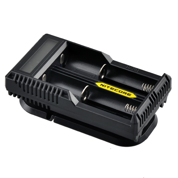 Nitecore UM20 Smart Battery Charger LCD Display Battery Charger Universal Nitecore Charger Usb Cable Without Battery