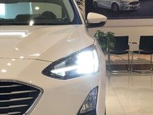 2 قطعة تصفيف السيارة لفورد فوكس المصابيح الأمامية 2019 سنة التركيز LED العلوي DRL رئيس مصباح الملاك ثنائية زينون شعاع اكسسوارات