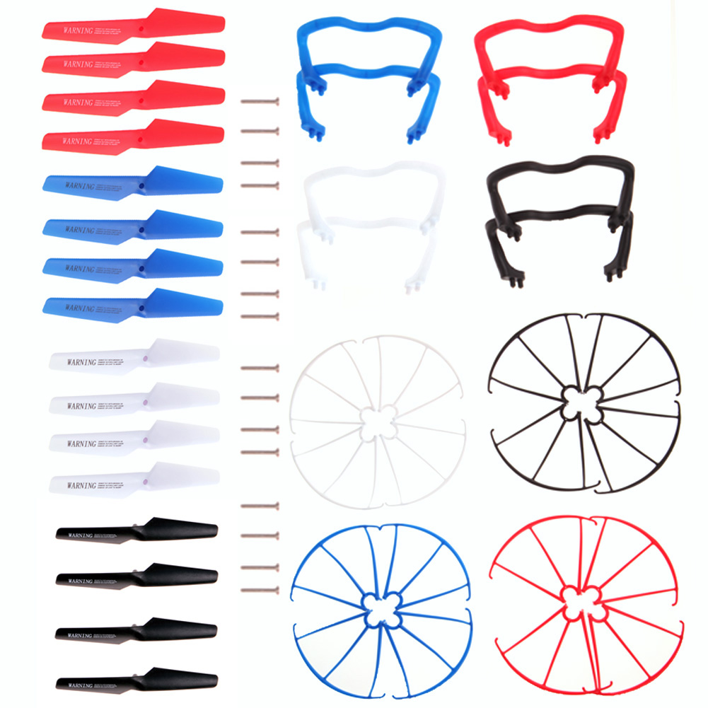 4 sets Syma X5 X5cQuadcopter Propellers Landing Skid Protectors Spars Spare Parts for Syma X5 X5C X5C-1 Main Blade Propelle#1JT training programme on hiv aids for adolescents an experimental study
