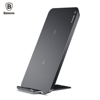 Baseus Qi Wireless Charger For IPhone X 8 Samsung Note 9 Galaxy S9 S7 S6 Edge