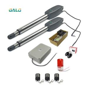 Image 2 - GALO en çok satan 400kg ağır hizmet tipi çift paralel bom otomatik salıncak kapısı açacağı motoru eklendi antifriz sıvısı