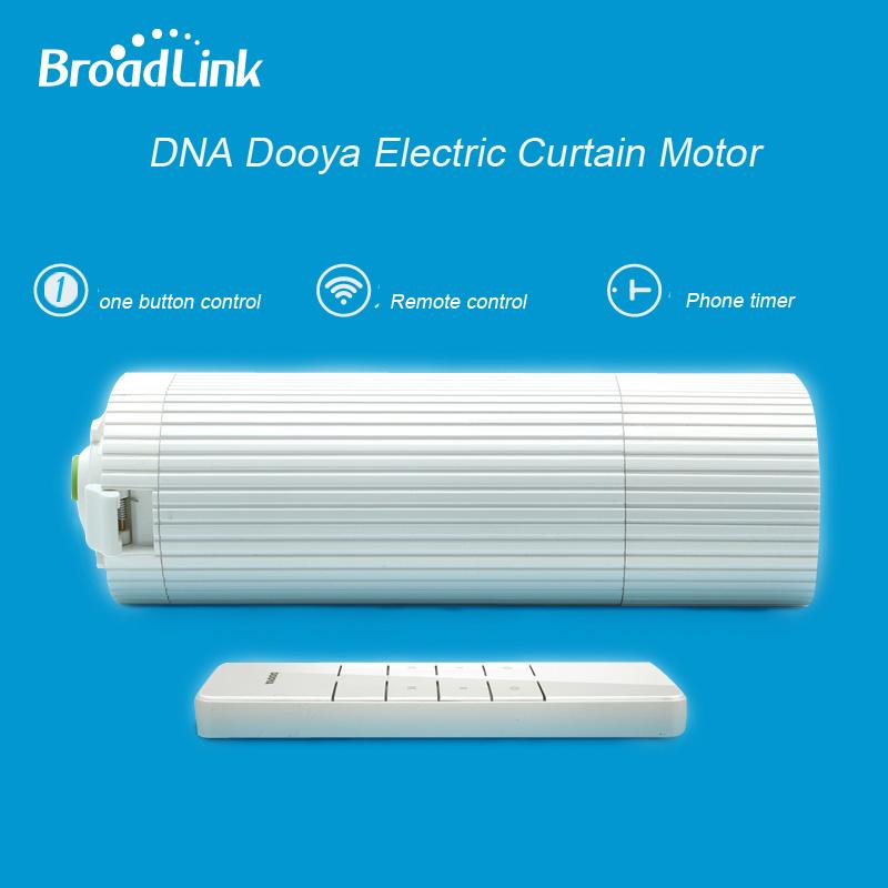 Prix pour Broadlink ADN Dooya DT360E Électrique Rideau Moteur, avec Wifi Télécommande, IOS Android Contrôle Pour Smart Home automation