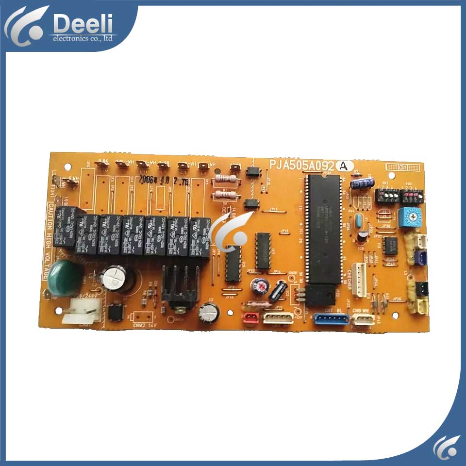 air conditioning Computer board PJA505A092A PJA505A092 circuit board used air conditioning parts computer board 30549501 dashboard jb9523 used disassemble