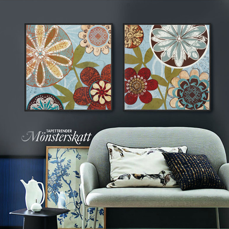 Aliexpress.com : Buy floral painting pattern design