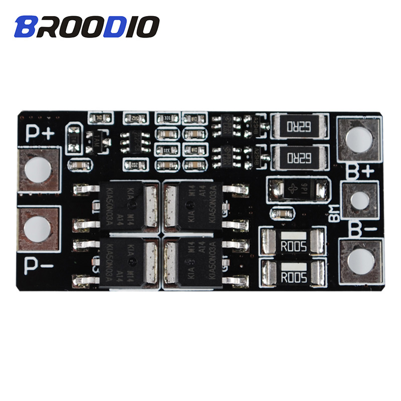 2S BMS 3.7V 7.4V 8.4V 15A 20A 18650 Lto Lithium Battery Pack Protection Circuit Equalizer Board Li-ion Balancer Charging Module