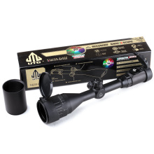 Tactical Leapers UTG 3-9X50 AO Riflescope Optical Sight 36-color Mil-dot Locking Resetting Hunting Rifle Scope