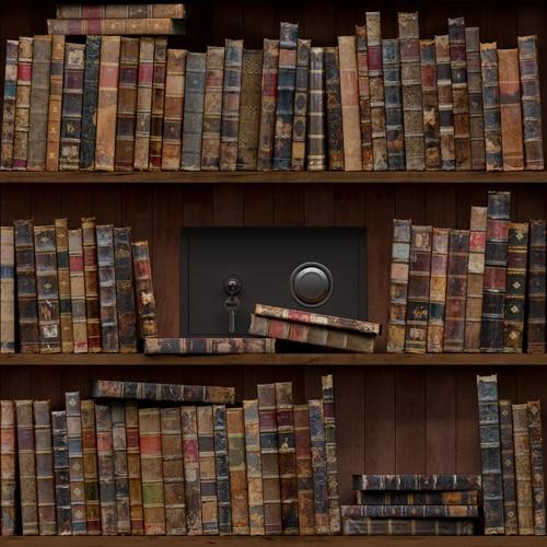 Book Shelf In Library Graduation Season Theme For Portrait Art Photography Backgrounds Studios Props allenjoy photography backdrops book shelf in library graduation season background for photo studio