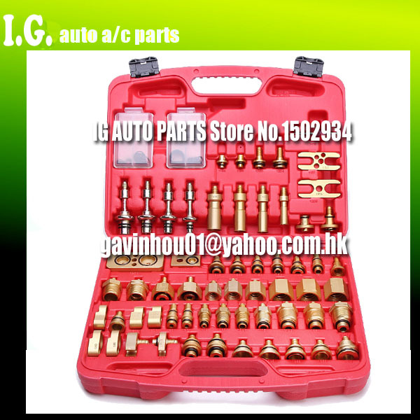 Auto air conditioner leak test service R134a for Japanese car Europe car ac a/c leaking repair/ test tools Device
