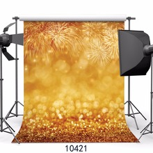 SHENGYONGBAO Art Cloth Custom Photography Backdrops Prop New Year Theme Background 10421