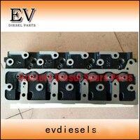 Apto para cabeça do cilindro do motor de empilhadeira Komatsu 4D94E 4D94LE|head|head head|head cylinder -
