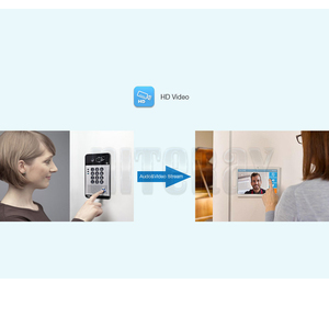 Image 4 - SIP Video Door Phone Video Intercom System Compatible With Asterisk/Alcatel/Avaya/Cisco PBX