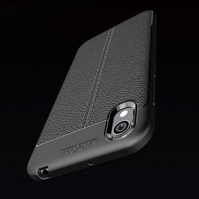 YueTuo soft tpu leather Pattern phone back etui,coque,cover,case for huawei Y5 2019 y 5 for honor 8s 8 s silicone accessories