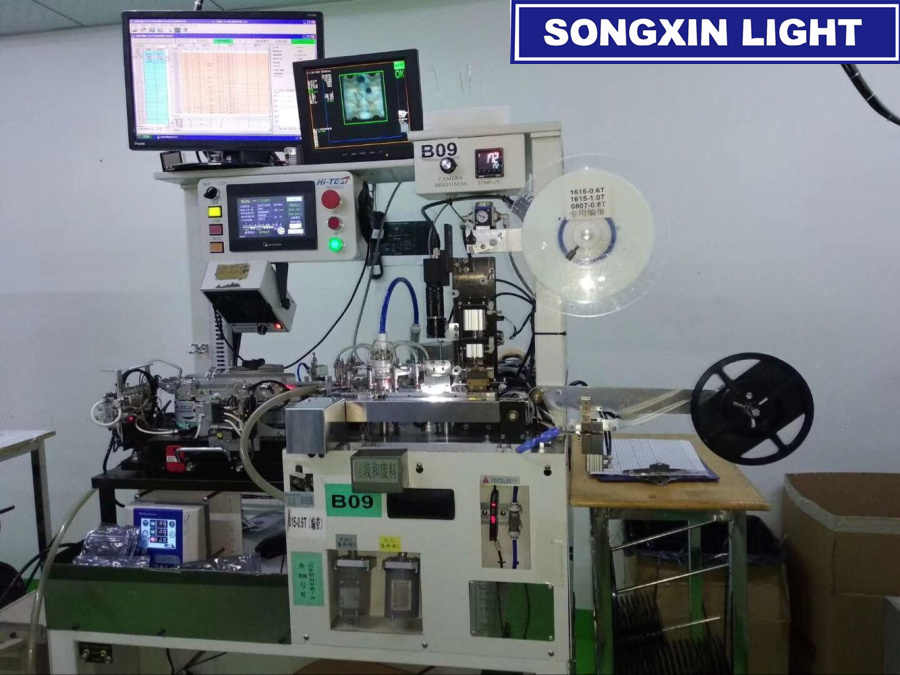 Untuk LG TV LED Lampu Latar 8520 2835 3030 3535 4014 3V 6V Kit Electronique LED LED untuk LCD TV Perbaikan Berbagai Macam Paket Kit Keren Putih