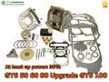 GY6 50cc обновить 100cc комплект деталей высокой производительности подходят для Китайских Скутеров gy6 50cc 139qmb двигатель Гонки Запчасти