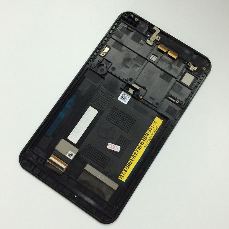 LCD Display Panel + Touch Screen Digitizer Assembly Frame For Asus Fonepad 7 2014 FE170CG ME170C ME170 K012 ME170CX k017 ME170CGLCD Display Panel + Touch Screen Digitizer Assembly Frame For Asus Fonepad 7 2014 FE170CG ME170C ME170 K012 ME170CX k017 ME170CG