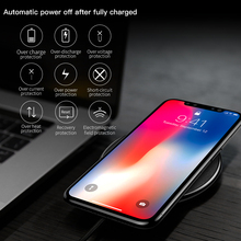 Wireless Charger for iPhone / Samsung / Nokia / Google