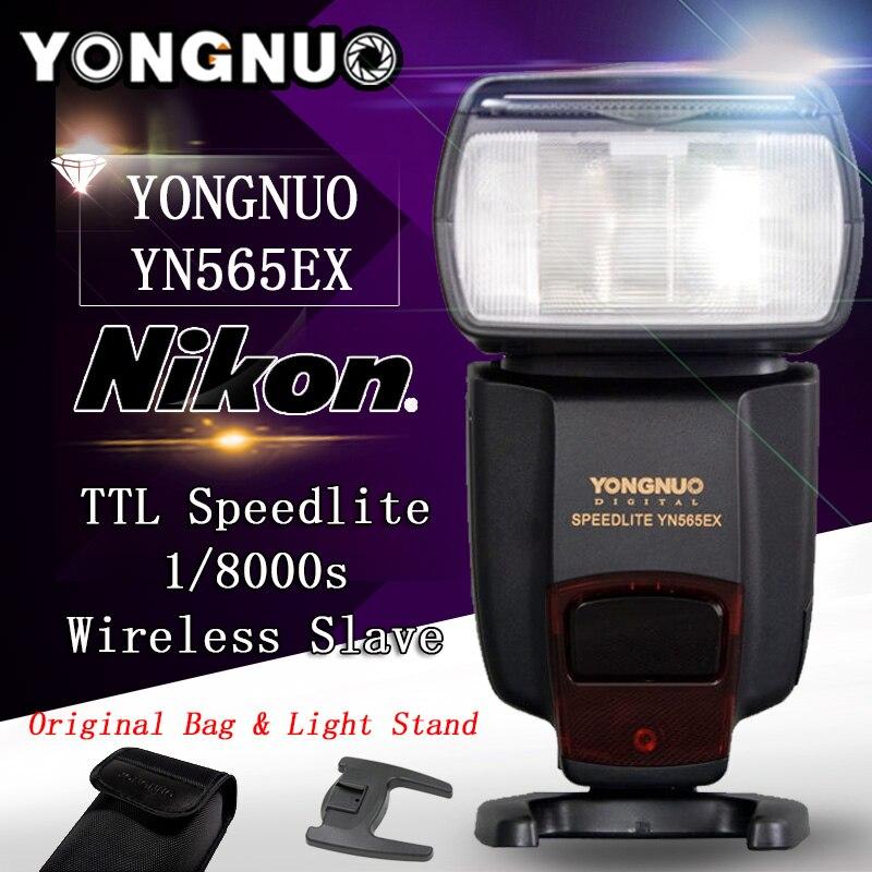YONGNUO I-TTL Flash Speedlite YN565EX YN-565EX for Nikon D5000 D5100 D3100 D3000D600 D800 D7200 D7100 D3200 D5200 D700 D300 D4 yongnuo yn 565ex ttl flash speedlite w diffuser for nikon d750 df d4 d5300 d7000 d7100 d5200 d800 d610 d700 d600 d3200 d3300 d90