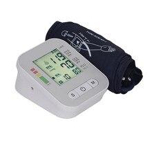 Автоматическая Цифровая Плечи Кровяное Давление Пульс Монитор Артериального Давления A0062