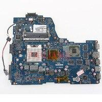 PAILIANG Laptop motherboard für Thoshiba A660 A665 PC Mainboard K000125700 LA-6831P HM65 voll tesed DDR3