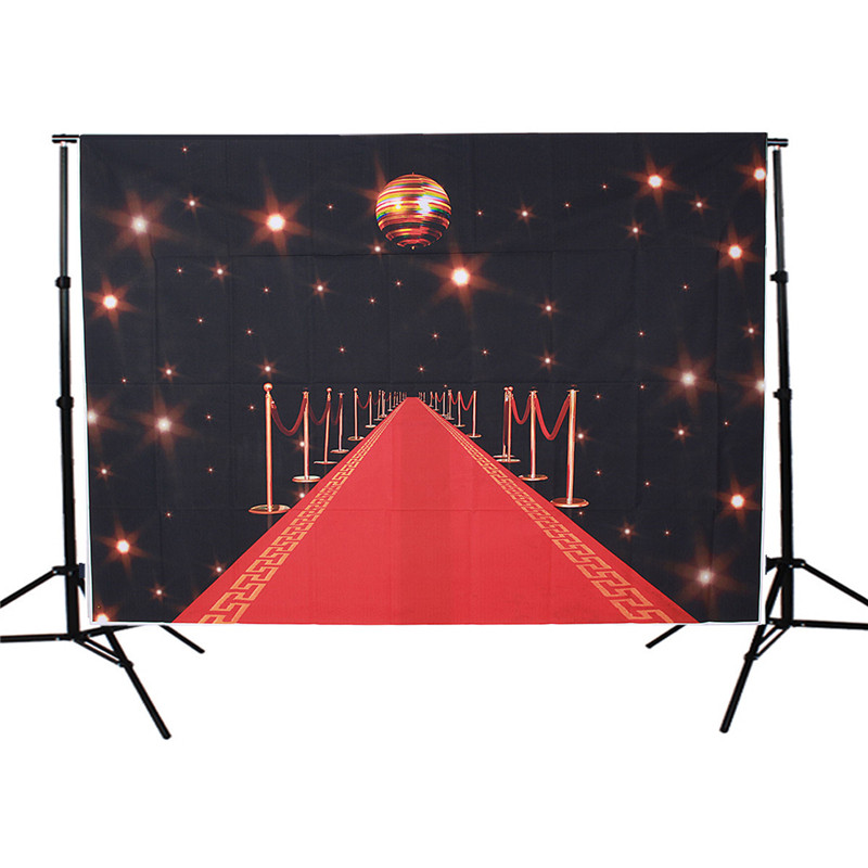 7x5FT Hollywood scenery Vinyl Photography Background For Studio Photo Props Photographic Backdrop Cloth waterproof 2.1m x1.5M natural landscape golden leaves vinyl digital cloth photographic backdrop for photo studio photography background props s 647