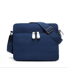 New Men Messenger Bags Canvas Vintage Bag Men Shoulder Crossbody Bags for Man Small Bag Designer Handbags Bolso   LJ-322
