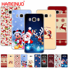 85339c677fa HAMEINUO Merry Christmas Santa Claus Deer new year cover phone case for  Samsung Galaxy J1 J2 J3 J5 J7 MINI ACE 2016 2015 prime