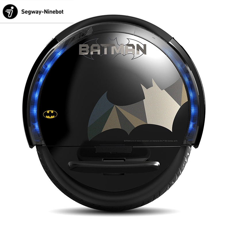 Original Ninebot by Segway One S2 Batman Monowheel Self Balancing Scooter Smart Electric Scooter Unicycle Hoverboard Skateboard