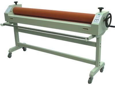 Cold laminator for laminating indoor media and with 2 year warranty