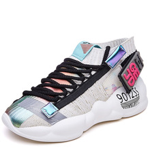 Prowow 2019 On Sale Women Sneakers Athletic Walking Ladies Sport Shoes For Female Running Shoes Fashion Casual Shoes Brand цена