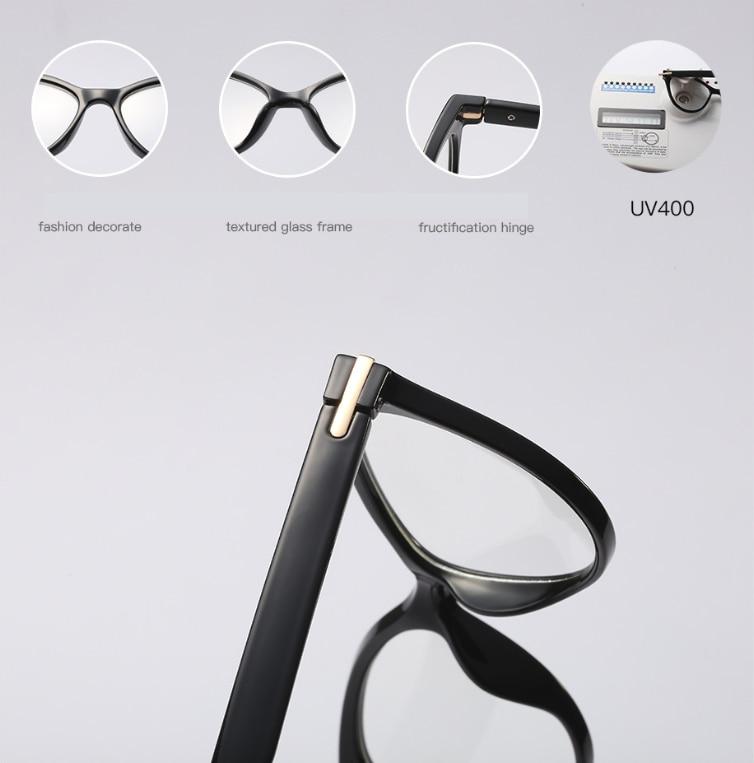 6c0b03ad7d Glasses - 2018 Fashion Cat Eye Optical Fashion Computer Glasses – Kaaum