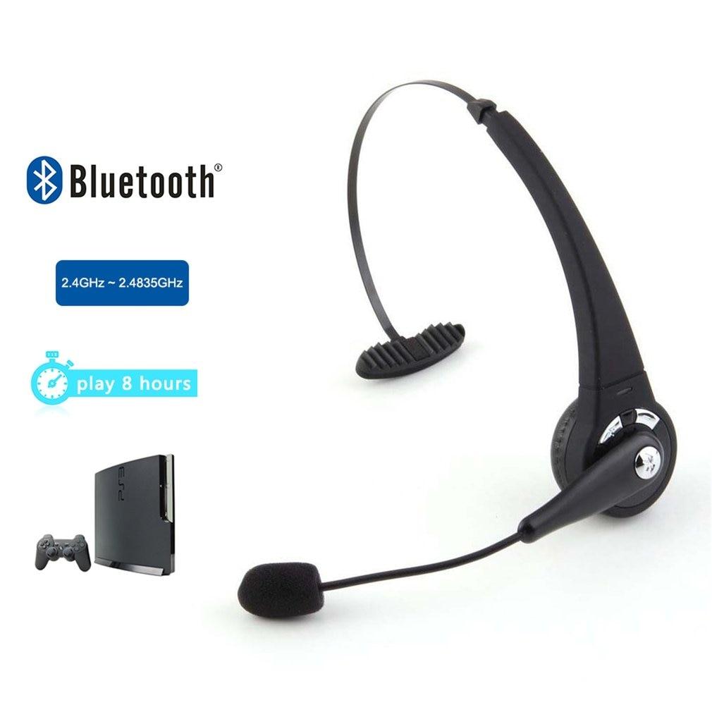 5ca7afbff28 Bluetooth Wireless Headset in-ear Headphone Earphone For Sony PlayStation 3  PS3